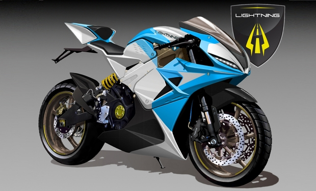 An Electric Bike Speed 350 Kmph Price Rs 25 Lakhs