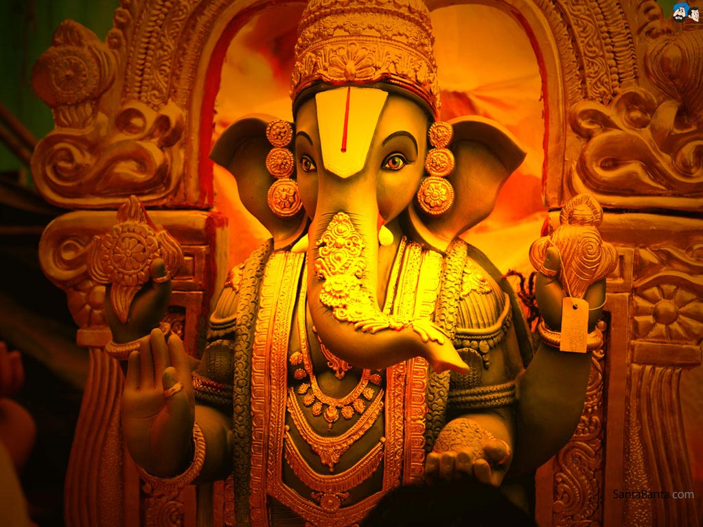 High definition wallpapers of lord ganesha for your pc click on the image to see full size and then right click to download thecheapjerseys Image collections