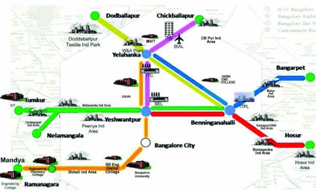 Bangalore Suburban Rail Corporation Limited | Deccan Chronicle