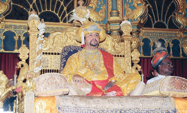 Maharaja Srikantadatta Narasimharaja Wadiyar