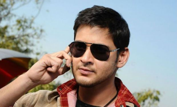 Actor Mahesh Babu.