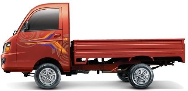 1ba1a243340ef0 Mahindra unveils two vehicles from new Supro stable