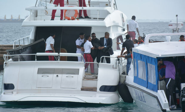 Abdulla Yameen, 56, was unhurt in the blast as his Presidential boat approached the capital Male while he was returning from Saudi Arabia after the Haj pilgrimage, but his wife and two aides were injured. (Photo: AP/ File)