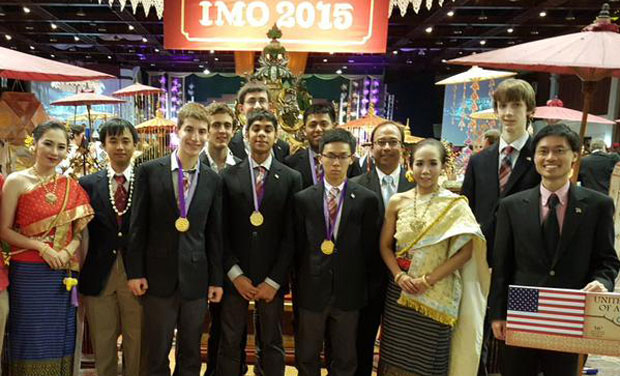 Indian-origin students help US win Math Olympiad after 21 years