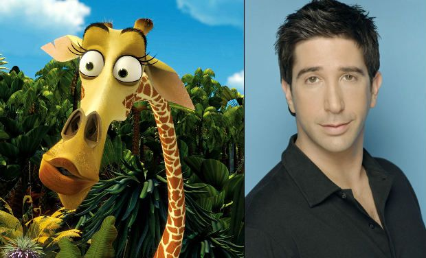 Animated characters who look just like their voice actors
