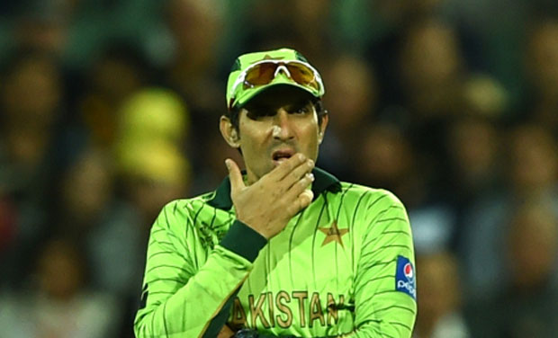 Pakistan captain Misbah-ul-Haq on Tuesday lashed out at his critics for holding him responsible for blaming him for whatever happens in the national team. (Photo: AFP)