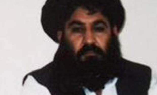 Afghan Taliban chief Mullah Akhtar Mansour (Photo: AFP)