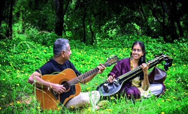 Bridging gaps: Gopal and Geetha Navale
