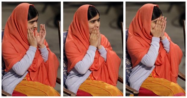 Full text of Malala Yousafzai Nobel lecture