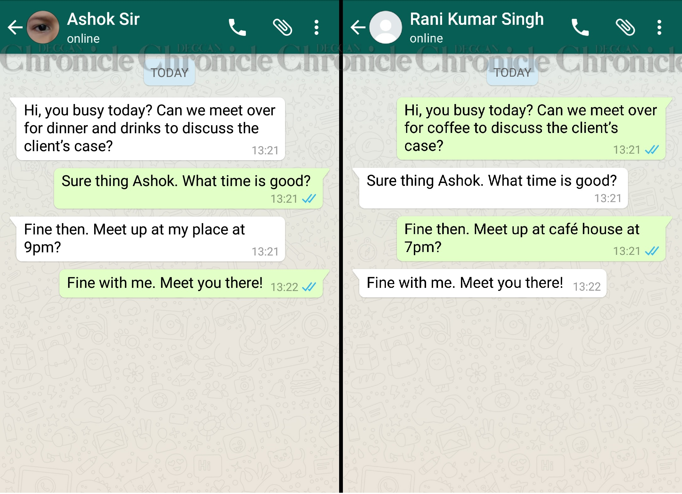 It's meidterannean women. They are quite different.
