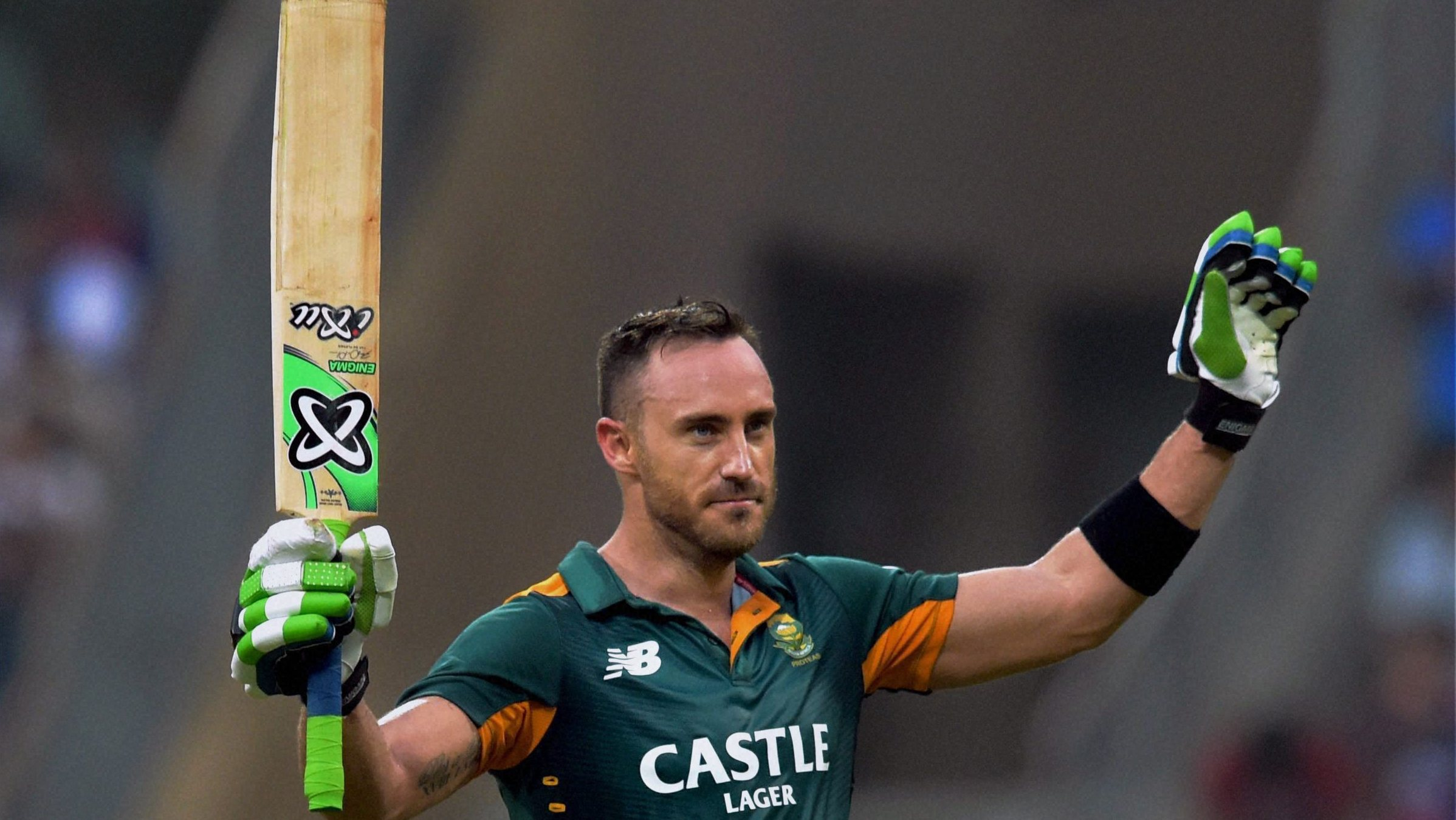 Image result for faf du plessis