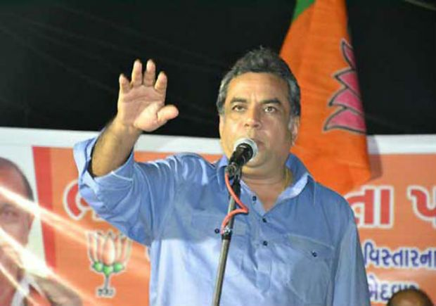 Paresh Rawal contesting from Ahmedabad (Photo: PTI)