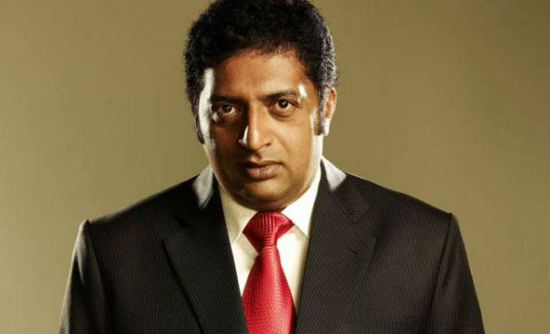 National Award winning actor Prakash Raj