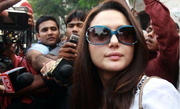 Actress Preity Zinta (Photo: AFP/File)