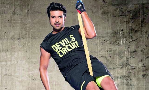 Ram Charan is apparently playing a stuntman in his upcoming film