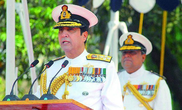No gender bias in Indian navy, says chief R K Dhowan