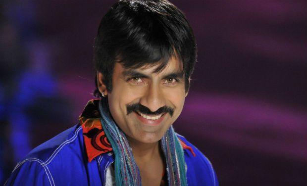 Telugu superstar Ravi Teja