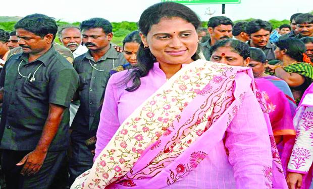 Sharmila Reddy