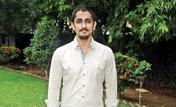 Actor Siddharth