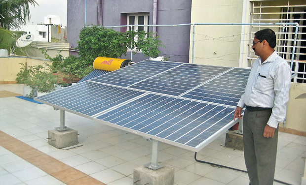 Use Solar Panels Save 40 Per Cent On Your Power Bill
