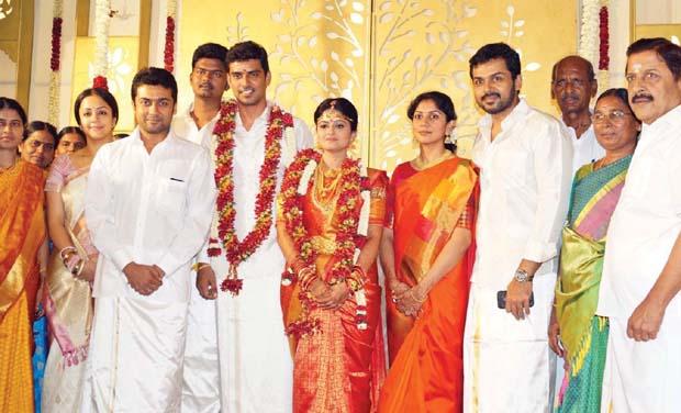 Prabhu ties the knot with Deepthi
