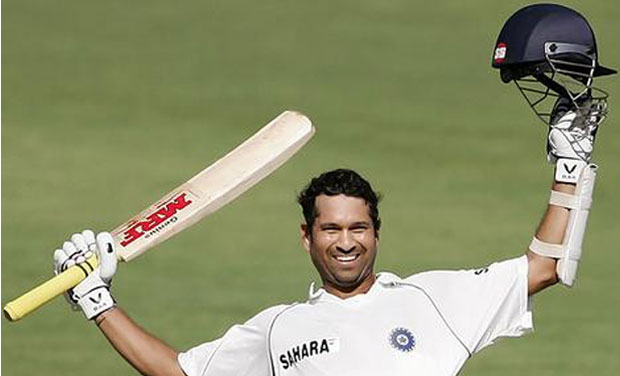 The much-awaited autobiography of batting icon Sachin Tendulkar will hit the stands on November 6 with a high-profile release of the book in his home city Mumbai. Photo: AP/ File