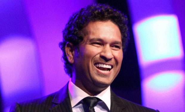 According to one of the organisers, around a dozen of people will be sitting on Sachin Tendulkar's table and will have the pleasure of mingling with him for half an hour over cocktails and drinks. (Photo: PTI)