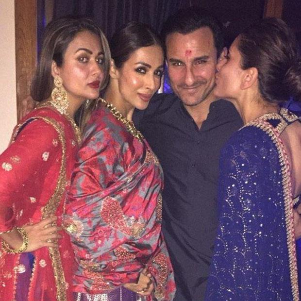 Pictures from Saif Ali Khan and Kareena Kapoor's Diwali partySaif Ali Khan Wife