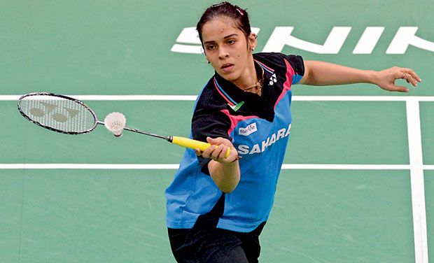 Saina Nehwal (Photo: Dc archives)