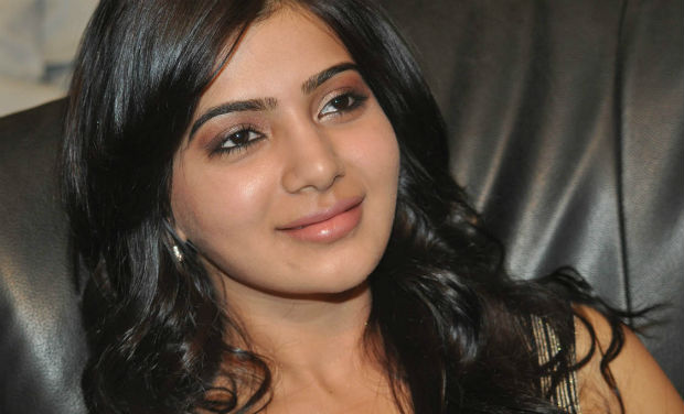 Actress Samantha.