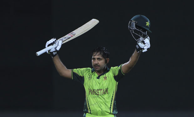 Sarfraz Ahmed played a crucial role in revitalising Pakistan's World Cup campaign as he smacked 49 runs and took six catches in his team's 29-run win over South Africa, and remained unbeaten on 101 to guide his side to the quarterfinals following a