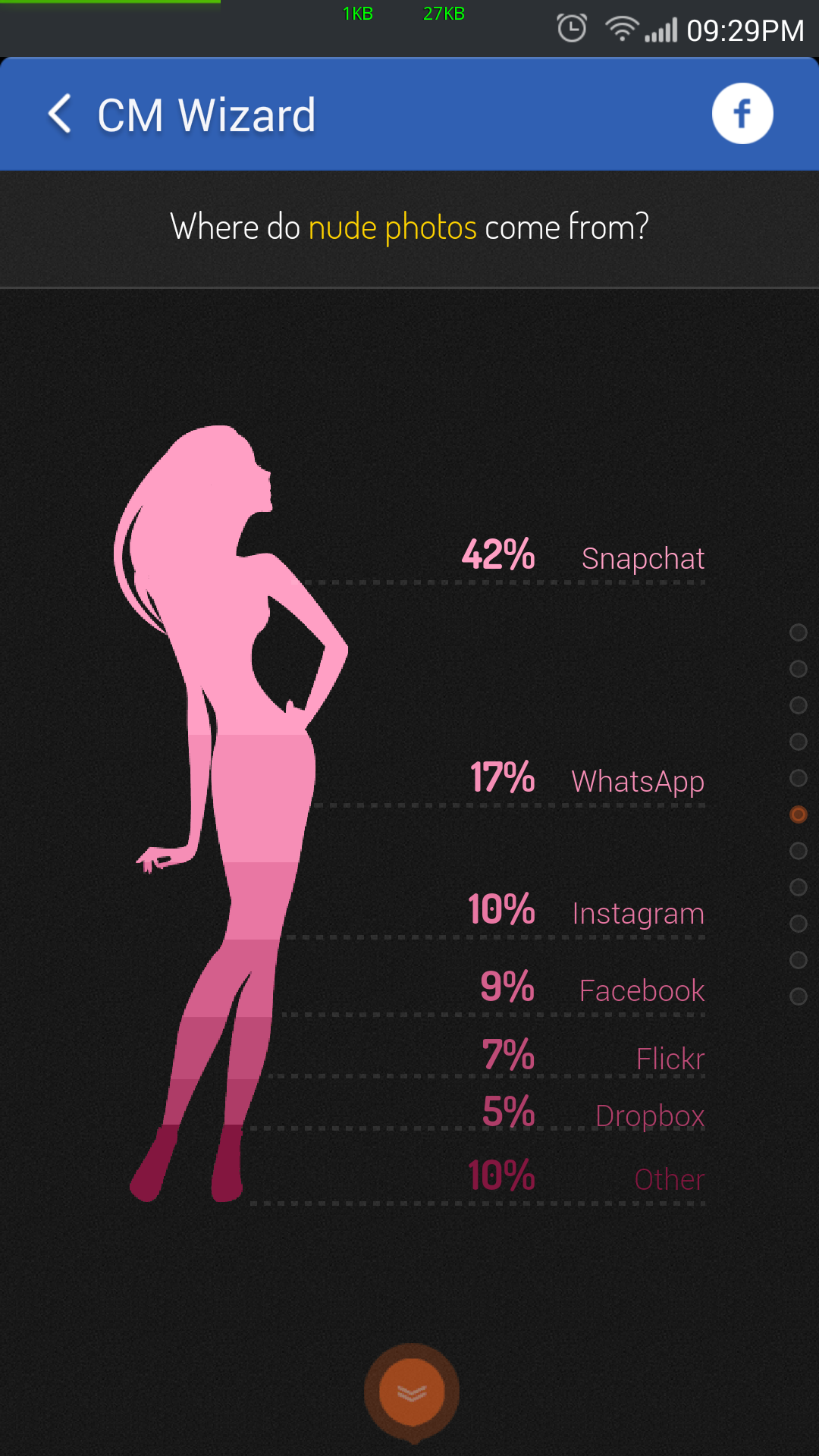 How safe are your nude selfies?