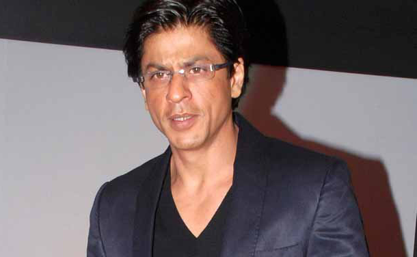 Actor Shahrukh Khan.