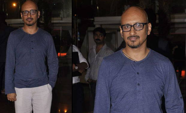 Music director Shantanu Moitra.