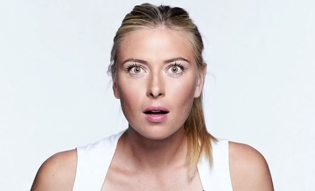 If getting knocked out of the Wimbledon 2014 was not painful enough, Maria Sharapova is facing a lot of heat following her revelation that she does not know who Sachin Tendulkar is. Photo: Screengrab