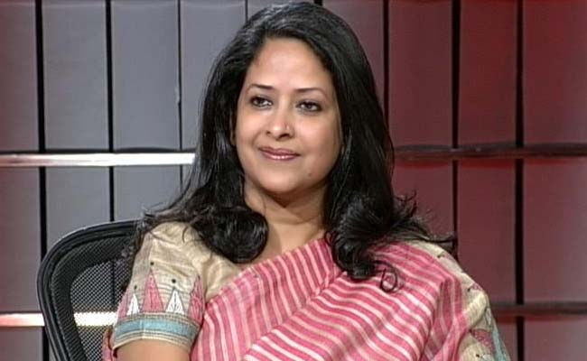 Sharmistha Mukherjee (Photo: Video grab)