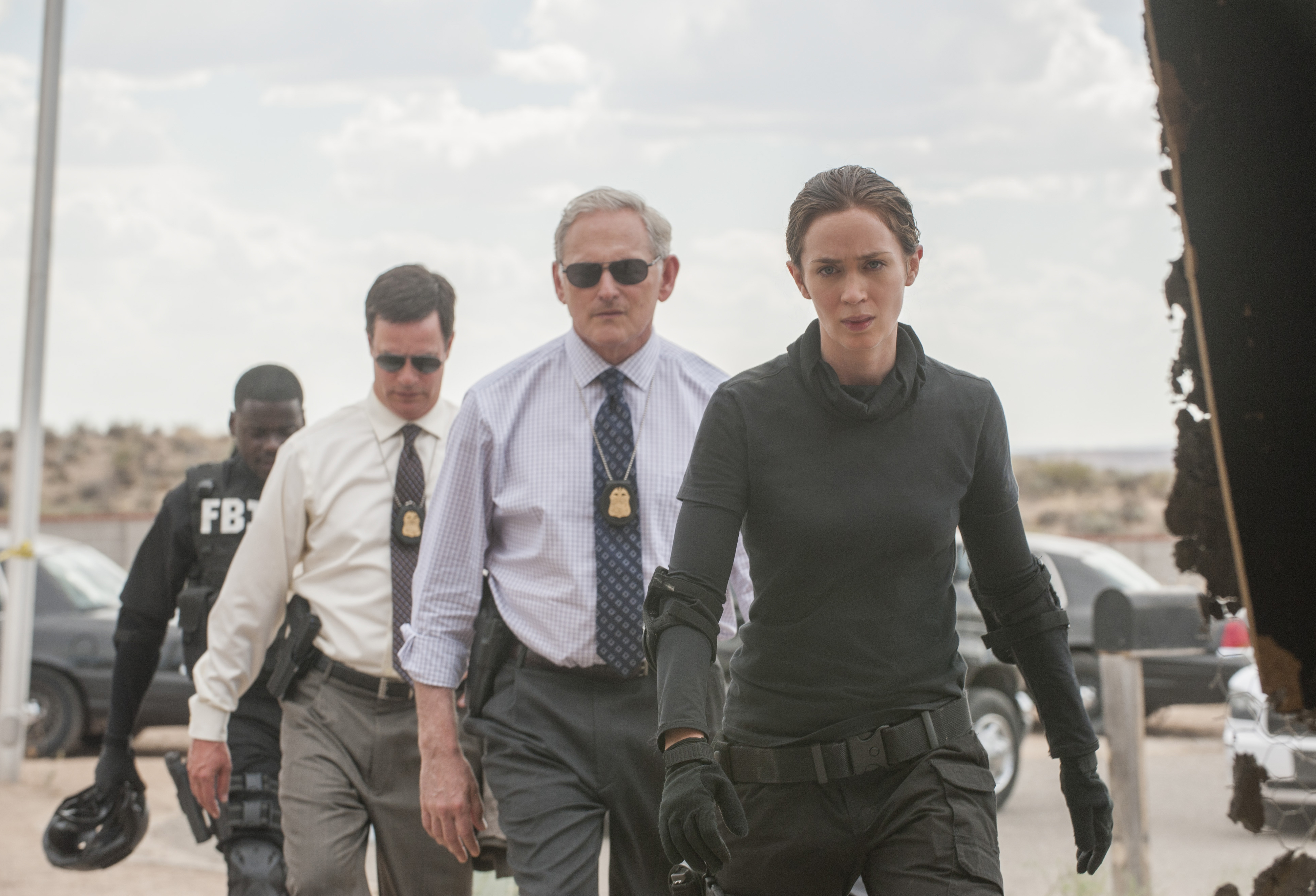 Movie Review: 'Sicario' shows the underbelly of the drug