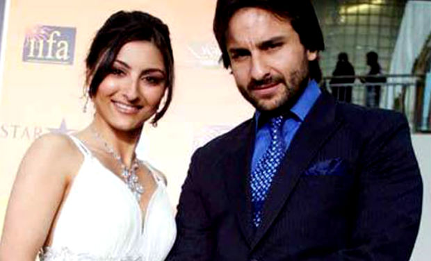 The Pataudi siblings, Saif and Soha, were always very close and both have  professed their love for each other often. Recently on the sets of 'Mr Joe  B ...