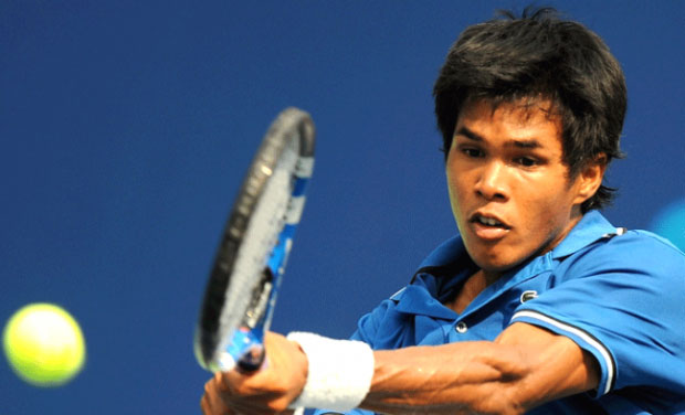 Youngster Somdev Devvarman will be one of the major Indian players to watch out for in the Chennai Open (Photo: AFP)