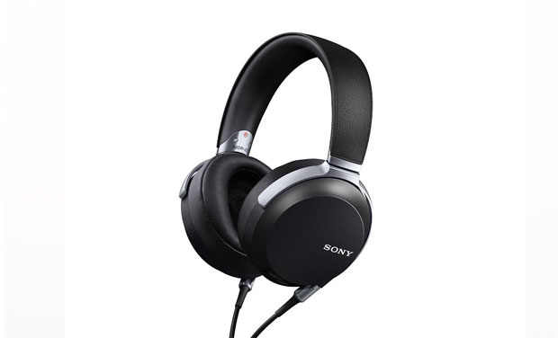 The MDR Z7 headphones are designed with 70mm HD driver unit (Image credit: Sony)