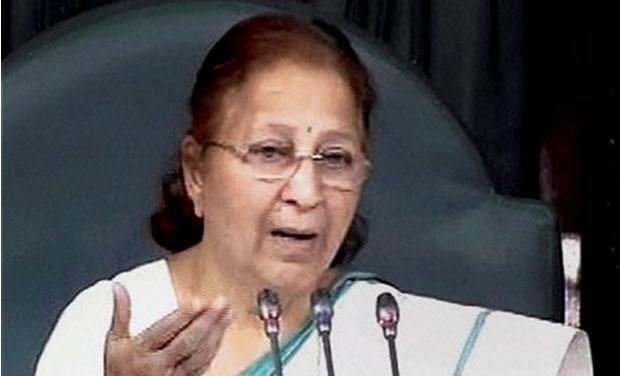 Sumitra Mahajan, Lok Sabha Speaker (Photo: PTI)
