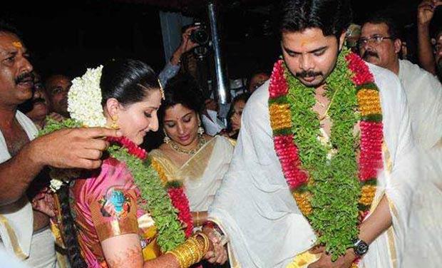 Sreesanth Gallery: Sreesanth Gets Married To Jaipur Princess