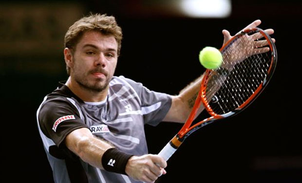 Chennai open provides top seed Stanislaus Wawrinka an ideal opportunity to prepare for Australian open
