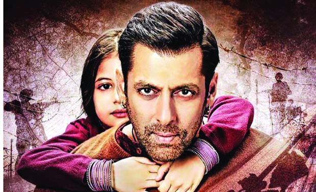 Still from Bajrangi Bhaijaan