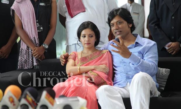 SJ Surya's upcoming film 'Isai' stills