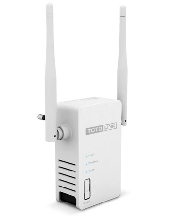 Extend the range of your existing wireless router with Toto Link