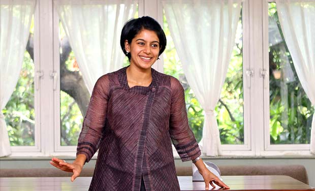 Lakshmi Venu is the daughter of TVS Motor Company chairman Venu Srinivasan and daughter-in-law of Infosys chairman N.R. Narayanamurthy - PTI
