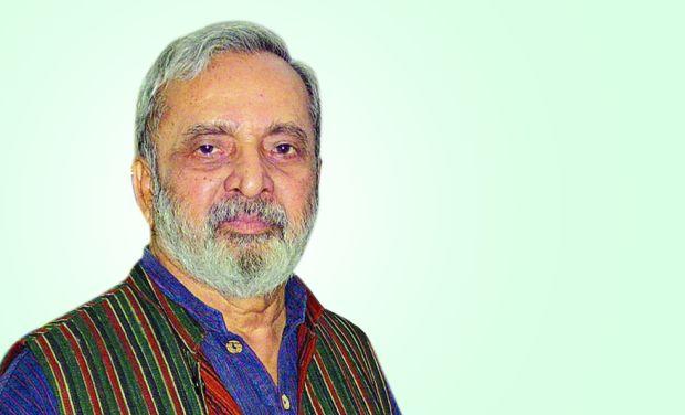 U R Ananthamurthy Kannada writer U.R. An...