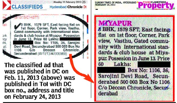 Advertising in the times of india / lucknow edition newbase.