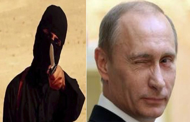 Watch Cnn Mistakes Russian President Vladimir Putin For Jihadi John
